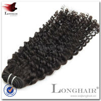 Hot Beauty Virgin Weave Cheap Indian Deep Curly Hair Machine Weft