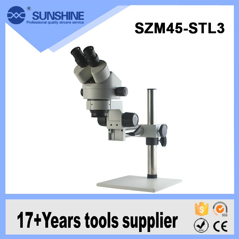 SUNSHINE SZM45-STL3 Digital Electron Stereo Microscope Prices