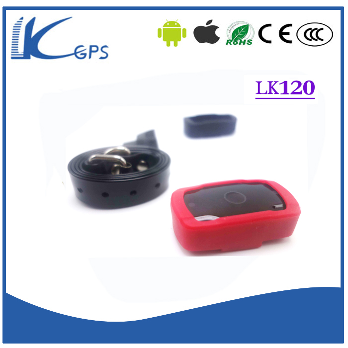 New Arrival Anti Lost Alarm Gps Tracker Luggage Locator With Free App