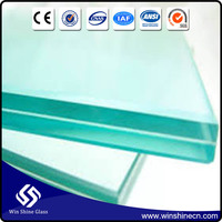 Window and Door Customized size Glass 8mm Laminated Safety Glass