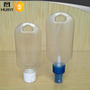 30ml/50ml small size plastic hanging shampoo bottle for travel