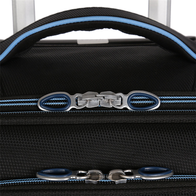 Fabric luggage bag travel luggage suitcase