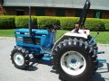 New Holland Tractor 4X4