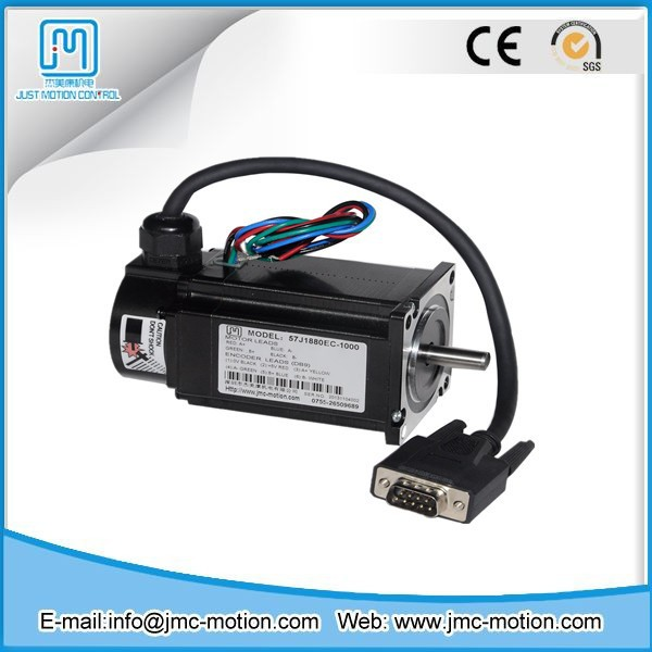 Full closed loop 2.0 n/m nema 23 stepper motor servo
