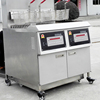 CE Approved Stainless Steel water fryer