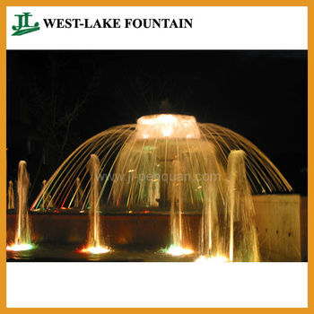 Outdoor Garden Fountains for Housing District