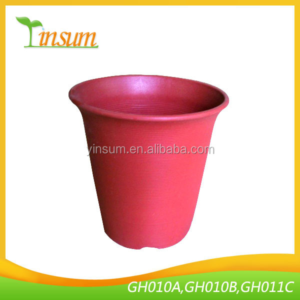 Good Low Price Garden Cheap Plastic Flower Pot