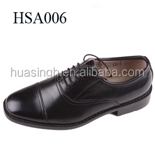 genuine leather officer uniform wearing formal army shoes/military shoes with Italian style