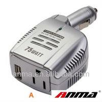 75W power inverter(auto power inverter,electric power inverter)