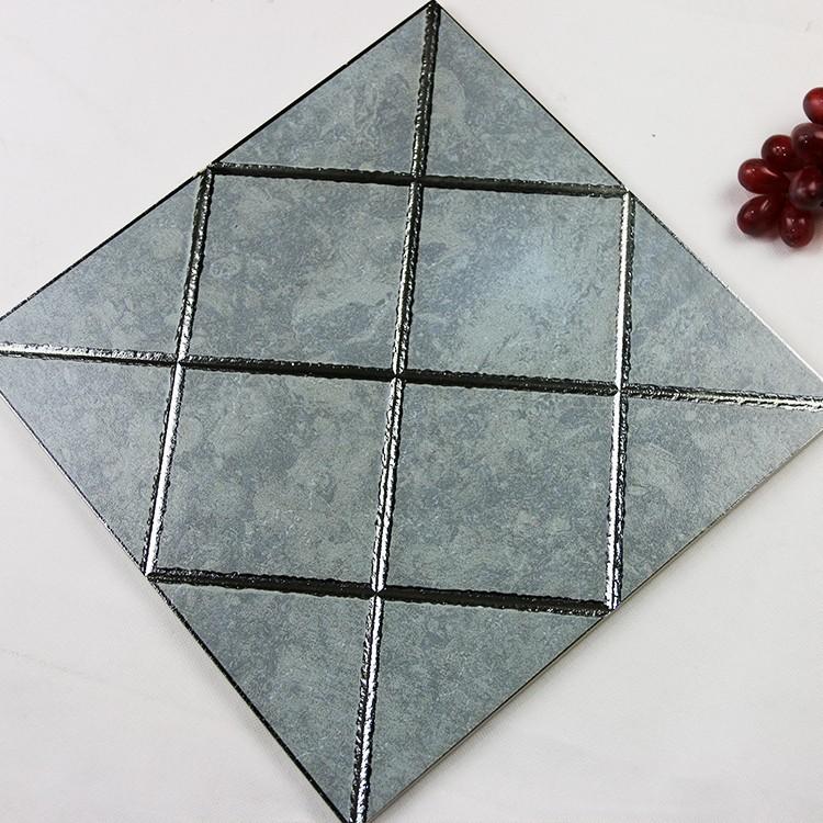 Retro Keuken Tegels : retro stijl grijze moza?ekpatroon keramische grens tegel keuken