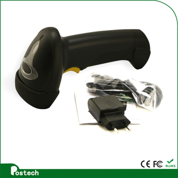 Wireless handheld laser barcode scanner PT007X