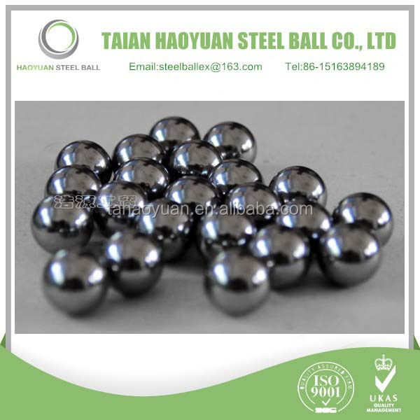 High quality 19.05 mm chrome bearing steel ball With competitive price