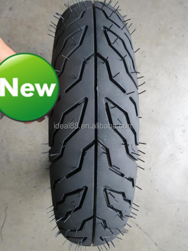 new pattern tubeless motorcycle tyre 130/90-15