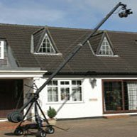 High Quality Jimmy Jib Triangle Crane