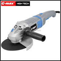G-max Power Tools 1600w 180mm Portable Electric Angle Grinder GT11057
