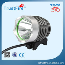 Trustfire 1200LM LED Front rear tail Serching Bike Bicycle light/Bike Head Light