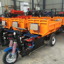 Farm Cargo Electric Tricycle/Adult Electric Dump Tricycle for Cargo/Cheap Adult Cargo Tricycle for Asle