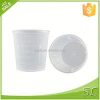 30ml high quality pp plastic mini measuring cup
