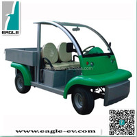 Electric utility vehicle,electric utility car