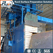 Vertical Steel Plate Shot Blasting Machine For Sale