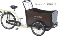 Denmark style Cargobike with CE certification