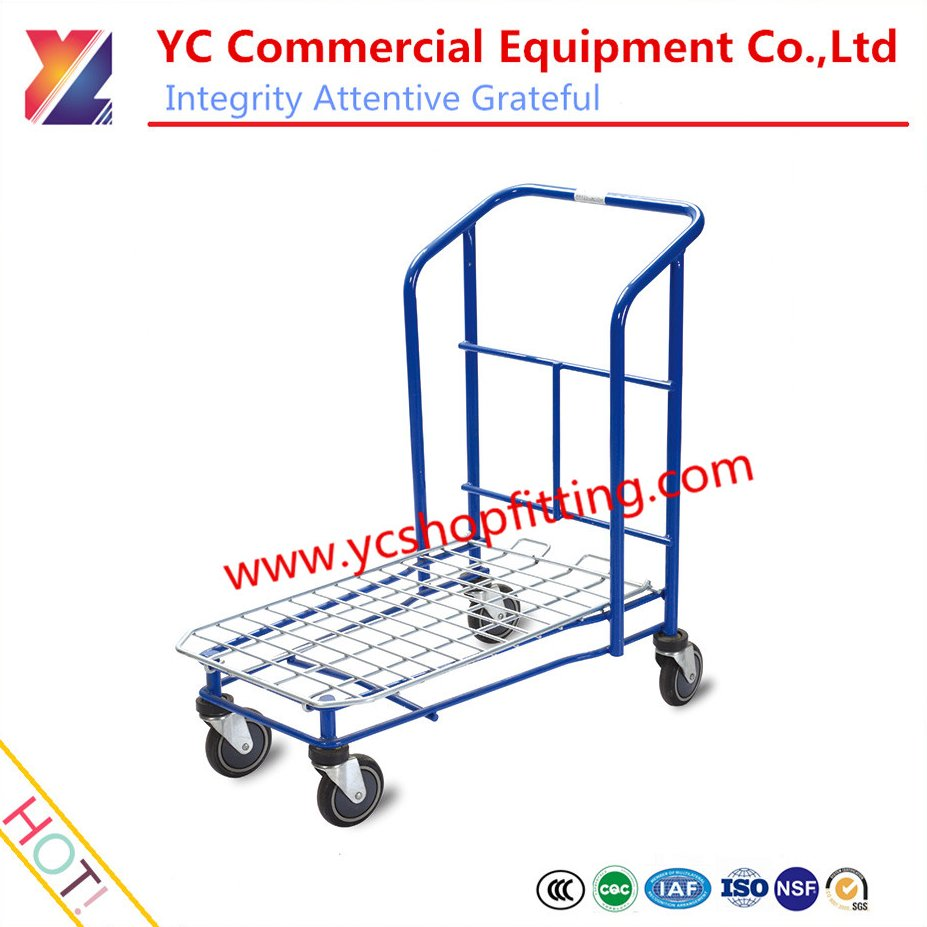 YC-F-009 shopping trolley/shopping trolley /trolley bags for supermarket shopping