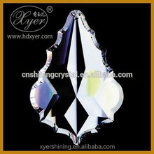crystal for chandelier prisms decorative clear beads suncatchers pendants decorative pendant parts
