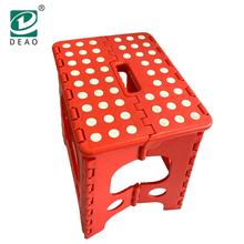 Space saving <strong>furniture</strong> high quality and safe plastic collapsible foldable stool for women