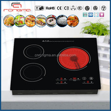 E.G.O cooker radiant flameless stainless steel superior quality export to England, Australia infrared cooker