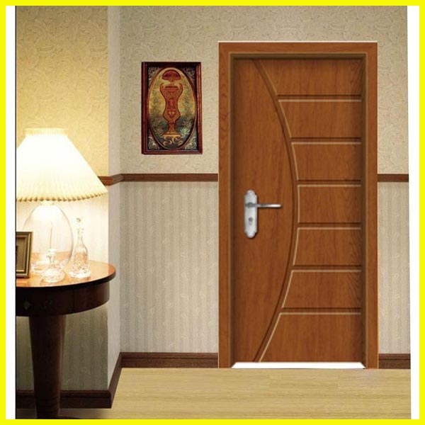 Bg p9233 kerala pvc bathroom door price design buy pvc for Bed room gate design