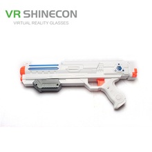 2017 Newest Ar Gun For The Mobile Phone Diy Wood Electronic 3d Ar Game Gun Toy Gun With Factory Prices