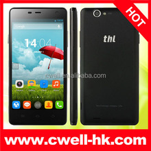MTK 6582 quad core THL Ultrathin smartphone with 4400 big battery