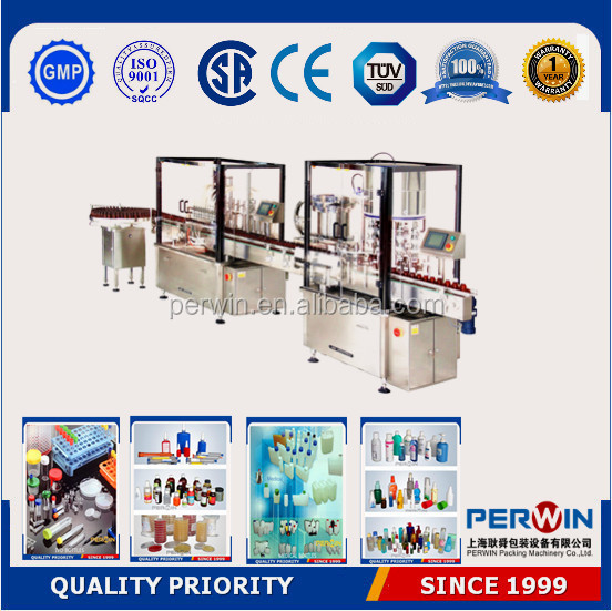 Special price full Automatic bottles filling line machines,edible oil filling line, liquid filling line(CE Certificate)