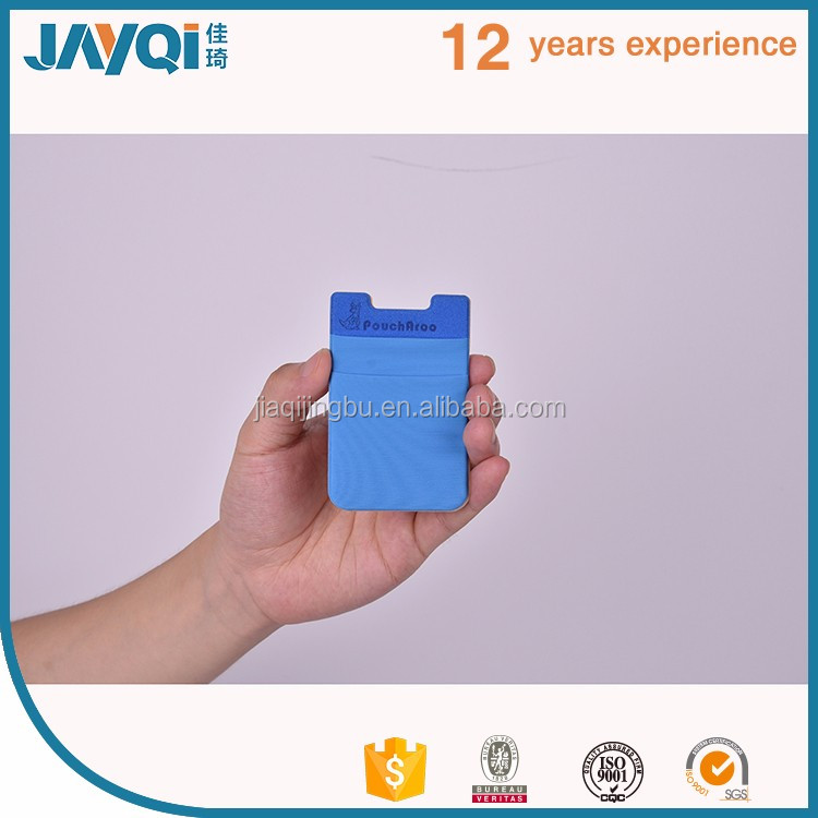 super soft smart phone card holder low price best Quality