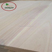 Smokeproof and Small color difference paulownia lumber on sale