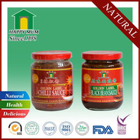 OEM Halal black bean paste & hot pepper paste