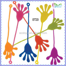 Kids Funny Toys Plastic Sticky Hands Foots Toys Wholesale