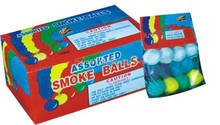 New color assorted smoke ball,factory wholesale toy fireworks,factory price colorful smoke ball firework