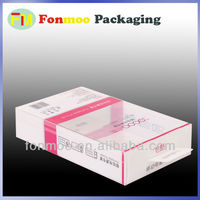 custom colorful pencil case plastic box packaging made in China