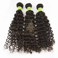 100% Mona Hair 7A Top Quality Curly Hair High Quality Peruvian Hair Extentions