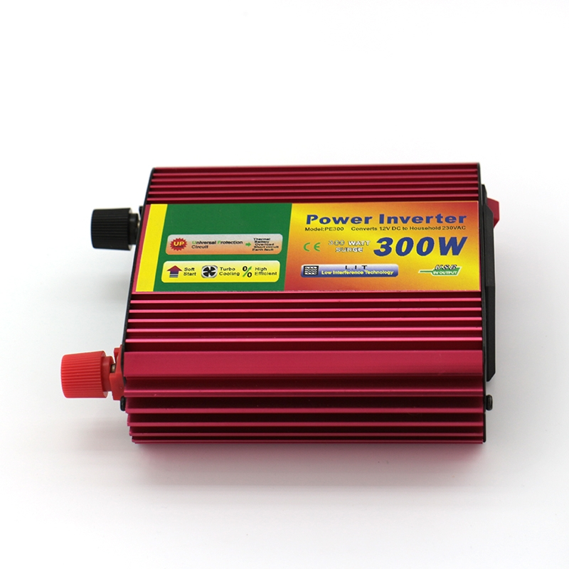 Automatic Modified Sine Wave 300w power inverter dc 12v ac 220v circuit diagram