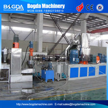 Full Automatic PP PE Granulation Pelletizing Recycling Machine