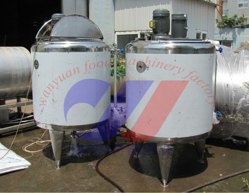high shear mixing tank tank ( mixing tank with high shear disperser )