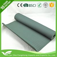 high density prana yoga mat Professional foam pilates mat pattern yoga mat with CE certificate factory price