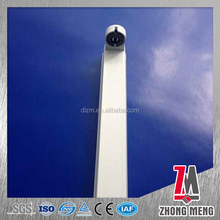 custom durable grade alloy outdoor led lamp extruded aluminum profile