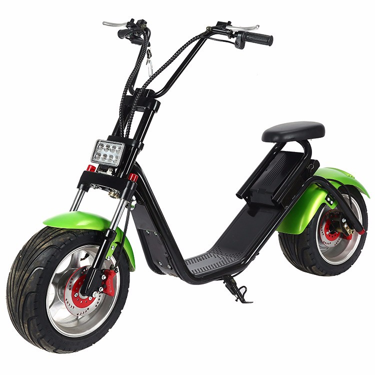 Ce/Fcc/Rohs Certification New Design 1000W Eec Electric Scooter newest harley citycoco scooter