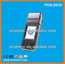 POS-D010 Wifi bluetooth data collect mobile handheld portable programmable pos terminal