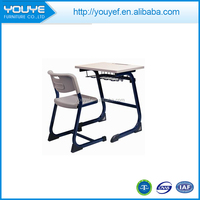 SF-04 School Furniture Desk And Chair Set
