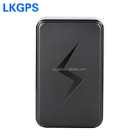 5years Long Standby Time Fleet Management Sim Card Vehicle GPS Tracker With 2G GSM Network