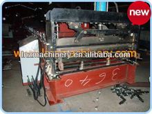 new type roof tile roll forming machine Trapezoidal Roofing Sheet Roll Forming Machine